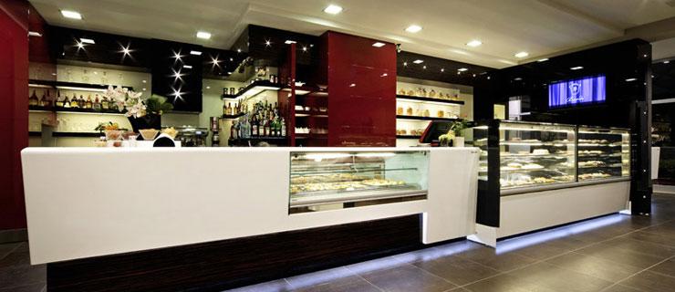 Mar arredo negozi for Arredamenti per bar moderni